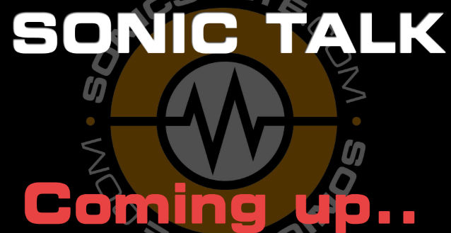 Sonic TALK live stream now